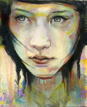 Tea Sketch No. 1 with Color by MichaelShapcott