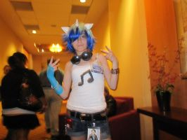 Kumoricon2012- Ready to Party by KamiyaAkuto