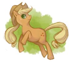 honeycrisp by CranberryNoodles