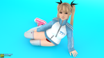 Marie Rose ~Training costume~ by ExistingBox9