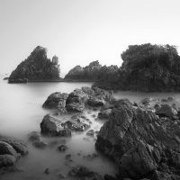Malimping Beach by Hengki24