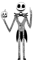 TNBC- Jack Skellington by Penguinanthrogirl99