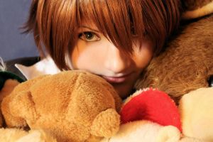 Junjo Romantica: Teddy by AgitoAkitoWanijima