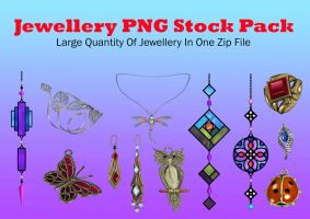 Jewellery PNG Stock Pack by Roys-Art
