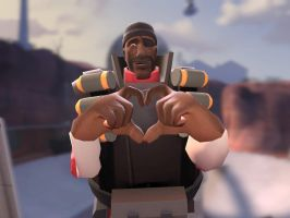 valentine fortress:demoman by qatarz