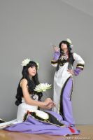 The Witch and the Sunflower - XXXHOLIC by LateButLucky
