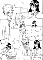 page 1-  T_T by kaisaki1342