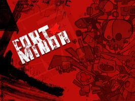 Fort Minor by Wolverine080976