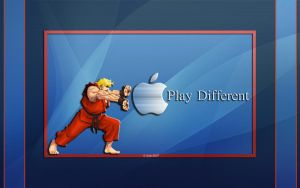 Play Different - Wallpaper by iFab