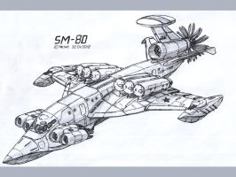 SM-80 by TheXHS