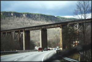 Tennessee Overpass by LadyAliceofOz