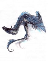 Dragon-jay by Anarchpeace