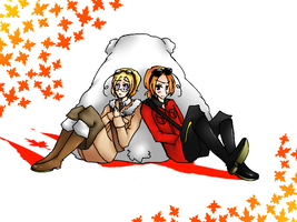 Canada and 2P Canada by Krisweir123