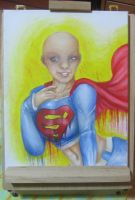 And they told me that super heros didn't exist! by minihumanoid