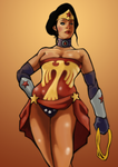 Victorian Wonder Woman by DeadMansPixels