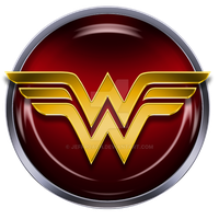 Wonder Woman Emblem by JeffRoach