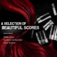 CD cover - Beautiful Scores by ssnapey22