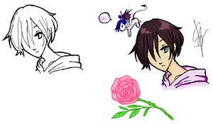 iScribble doodles 2 by StarRaven