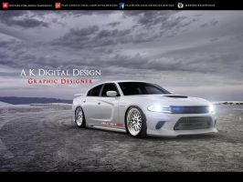 2015 Dodge Charger SRT Hellcat Modified by akdigitaldesigns