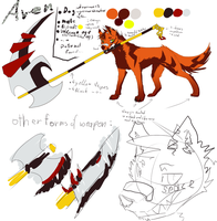 Aven new ref by xSpickeyx