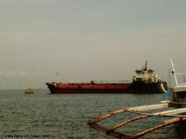 Batangas Port by vhive