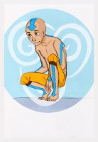 Avatar Aang by WillowLightfoot