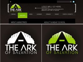 The Ark Logo Contest - 2 by Emberblue