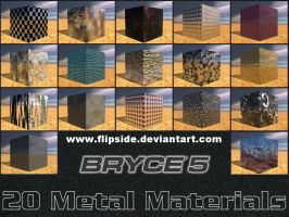 Metal Textures V1.0 by flipside
