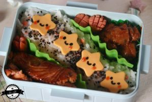 Bento Little Stars by RiYuPai