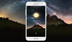 Samsung Galaxy Win by kios