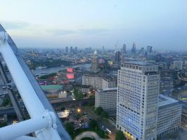 View from the london eye (3) by melody1720