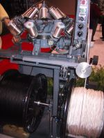 Cable or String winding machine. by cmoyl