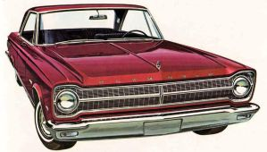 After the age of chrome and fins : 1964 Plymouth by Peterhoff3
