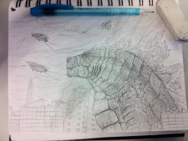 Another day another sketch... by Leviathan-Corp