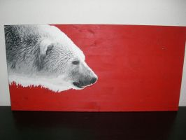 Polar Bear by Boomrain
