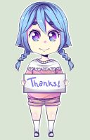 Thanks by HappyClementine