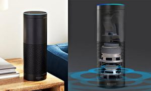 Amazon-echo by dragonfroid