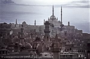 Evening in Cairo 2 by iconicarchive