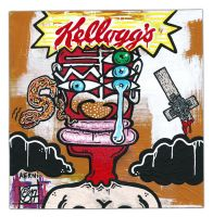 Commercial For Kellogg's by justinaerni