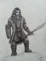 The dwarven prince by Gloalhorselove123