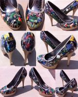 Loki Heels by MargotlaRue