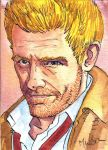Matt Ryan as Constantine by Jerantino