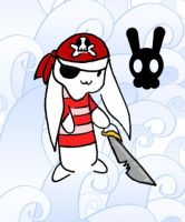 Ahoy bunny by Currykat