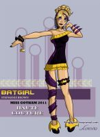 Steph.Batgirl - Haute Couture by KingNorth