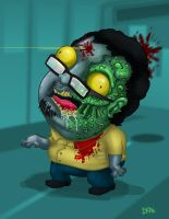 zombie-me by TOTOPO