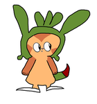 Chespin = Total Drama Style - Fresh TV/DHX Media by GottaCatchThemAll1