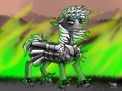 Commission for lightning dash by IBrainWashedYou