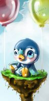 Piplup Used Fly by pAtChEzS