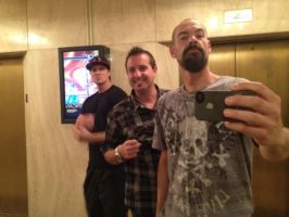 Aaron,Billy,and Zak by MJandGhostAdventures