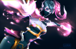 Templar Assassin by Luxial